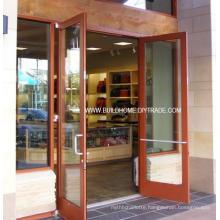 3 Meters High Commercial Aluminium Doors (D-CM89)