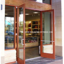 Магазин Передние алюминиевые двери