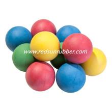 Bola de Borracha Colorida de 18mm