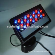 Outdoor DMX LED Wandspülmaschine Licht geführt Wand Unterlegscheibe 800mm dmx Dimmen Wandleuchte UL CE