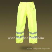 Pantalons de sécurité pantalons de sécurité
