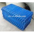 Filtro de torre de resfriamento, Preenchimento de PVC para torre de resfriamento