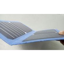 2016 nuevo artículo mejor venta 6V 12W 1 mm de espesor cargador solar móvil en el costo más bajo