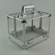 Clear Acrylic Display Case for collection,acrylic cases
