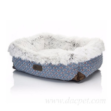 Soft Square VET aprovado Pet bed