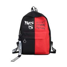 Hot sale high quality elegant design fashion custom printed nylon backpack with logo