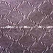 Mode Quilting décoration meubles en cuir (QDL-51379)