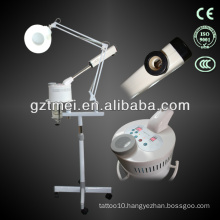 magnifying lamp and facial steamer 2 in 1 skin care