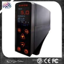 Nueva fuente de alimentación de calidad superior de la máquina del tatuaje de la pantalla táctil MASER, dispositivo de energía del tatuaje de Maser