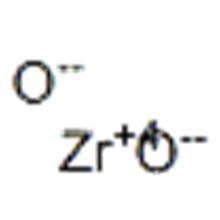 Dióxido de zircónio CAS 1314-23-4