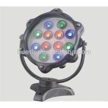 Alta calidad buena iluminación del paisaje del precio con el CE RoHS 85-265v 12w 18w ronda redonda llevada de la luz de inundación
