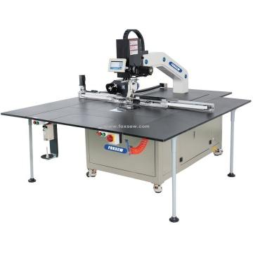 Автоматическая швейная машина с вращающейся головкой