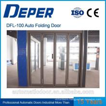Deper automatic folding door