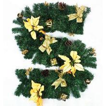 2017 180cm Christmas Garland for Hang Decoration
