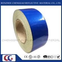 Alta qualidade azul auto adesiva cobertura/fita reflexiva (C1300-OB)