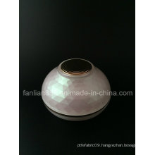 Bowl Shape Cream Jar for Cosmetic Packaging