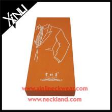Cajas de corbata de encargo al por mayor de empaquetado