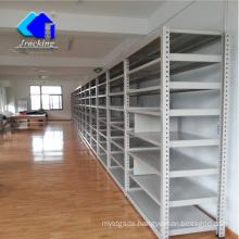 Warehouse light duty steel storage rack for wine bottles