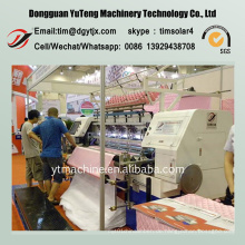 Best Price Kommerziell gebrauchte Stickerei Maschine Quilting für Bettwäsche