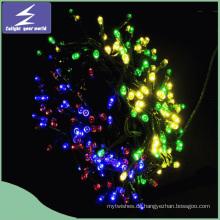 Solar-LED-Weihnachtsschnur-Licht für Partei