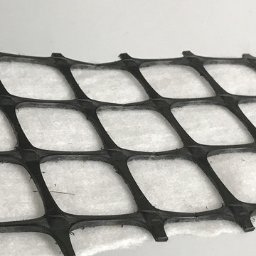 Combigrid Biaxial Geogrid Composite με Geotextile
