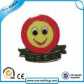 Fabrik-Fertigung-bunter Weißblech-Knopf-Abzeichen für förderndes