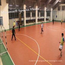 China Factory Sale PVC Sports Roll/Interlock Floor for Futsal/Soccer/Football