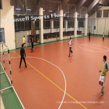 China Factory Продажа ПВХ спорта Roll / Interlock этаж для футзала / Футбол / Футбол