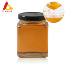 Natural sweet polyflower honey