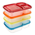 3 Compartment Grade Food Storage Container