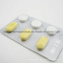 Composto Antimalaria Artemisinina Piperaquin Tablet