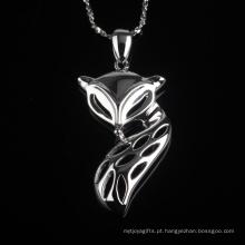Adorável Design Especial Fox Forma Fashion Jewellry Pendant