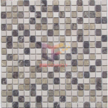 Emperador Marble Mix Crema Marfil Marble Stone Mosaic (CFS928)
