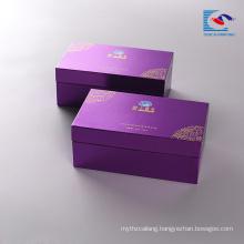 Luxury high quality cardboard gift box for cake