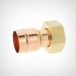 Copper Straight Tap Connector