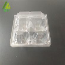 boîtes de carton d'oeufs de taille moyenne 4 pack