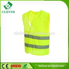 CE EN20471 vêtement de sécurité réfléchissant de classe 2