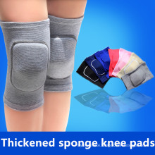 2 Pieces Adults Child Kids Dance Basketball Soccer Goalkeeper Volleyball Yoga Knee Support Knee Pads Gym Fitness Knee Pad