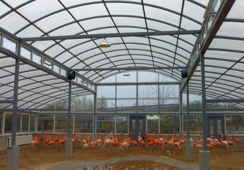 Prefab Greenhouse Shed