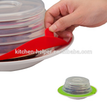 2015 As seen on TV silicone plate topper best selling products
