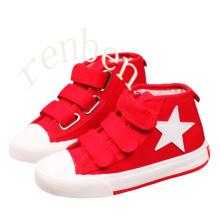 Hot Arriving Fashion Children′s Canvas Shoes