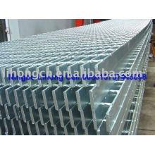 Flooring panel , steel flat panel , geogrid