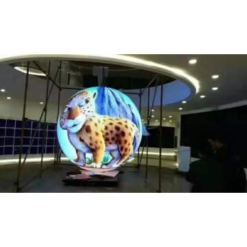 PH3 Sphere LED Display بقطر 0.8 متر