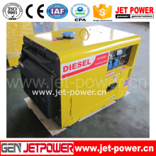 3 Phase Air Cooled Diesel Fuel 7.5 kVA Generator Price