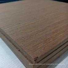 madera de keruing laminada