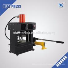 Alta presión hidráulica hidráulica máquina de prensa de calor de colofonia