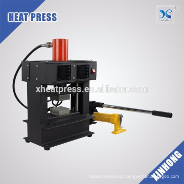 Máquina pressurizada hidráulica manual de pressão de pressão de alta pressão