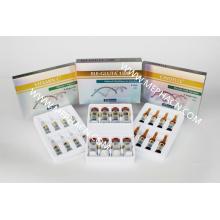 Glutathione + Vitamine C + Cindelle Injection 8 + 8 + 8 pour blanchiment et éclaircissement de la peau