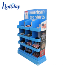Heavy Duty Cardboard Retail Mugs Supermarket Price Rack