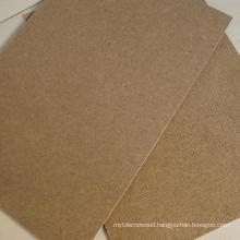 2.5mm Decorative Laminated Plain Hardboard From Shandong Manufacturer